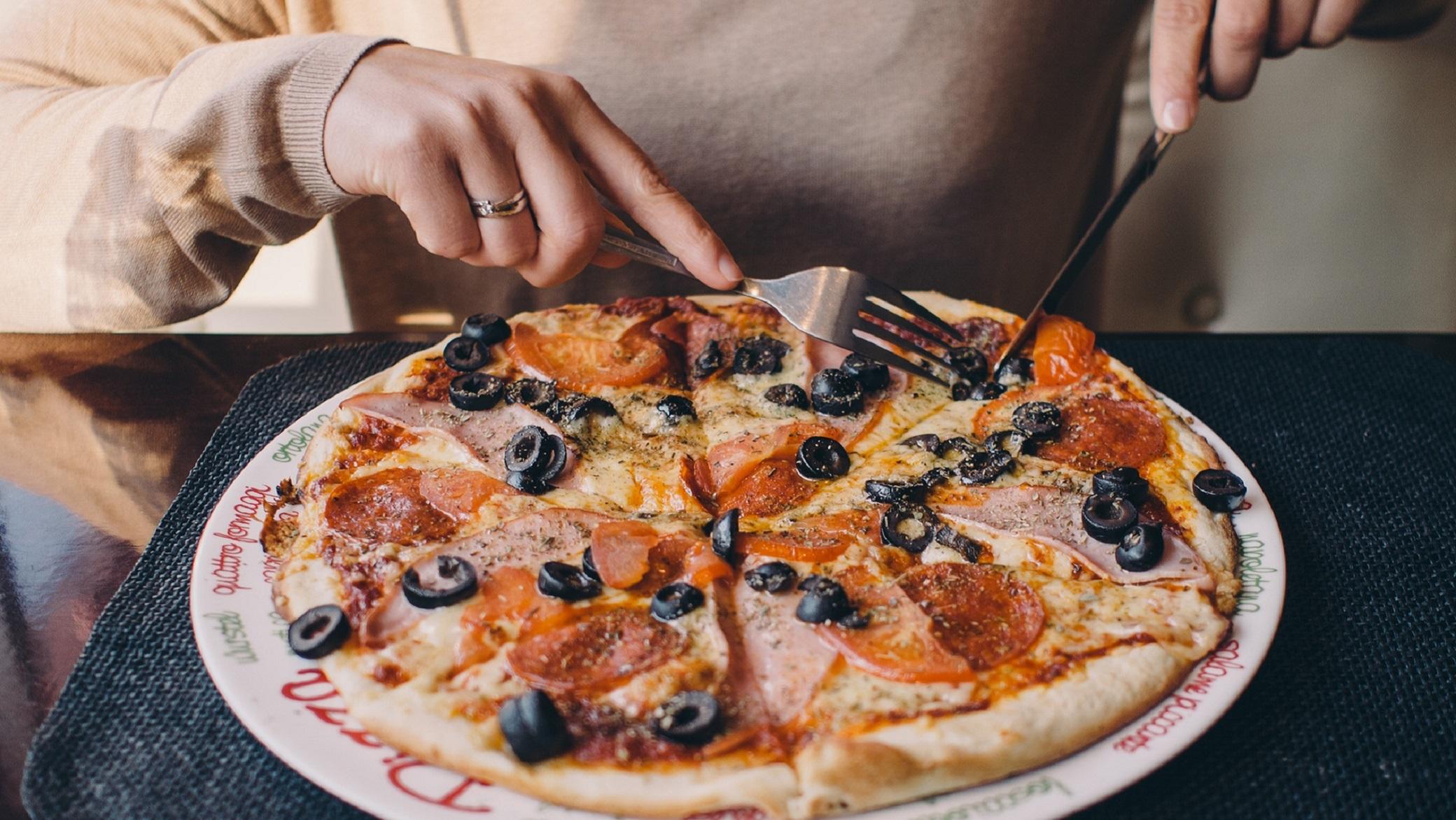 La carte Pizza du village